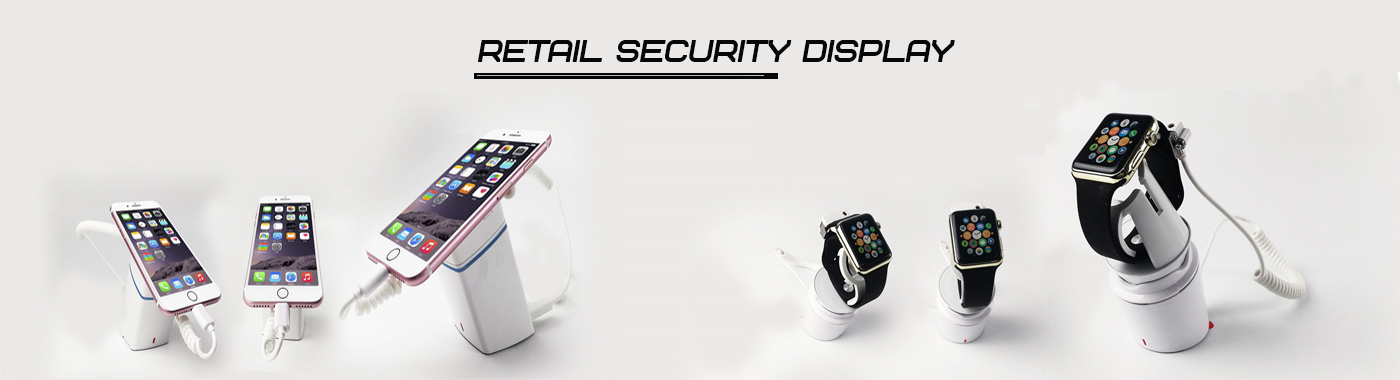 Retail security display