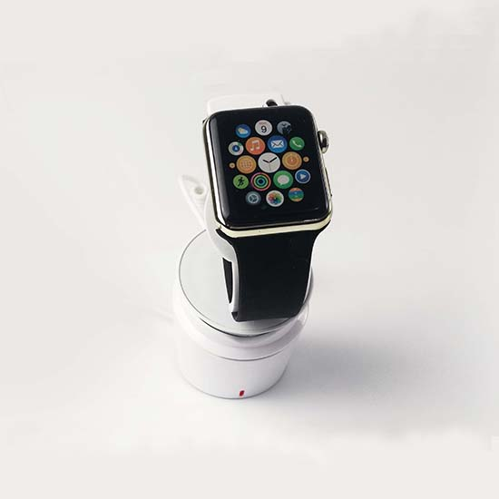 Standalone vertical display for watches