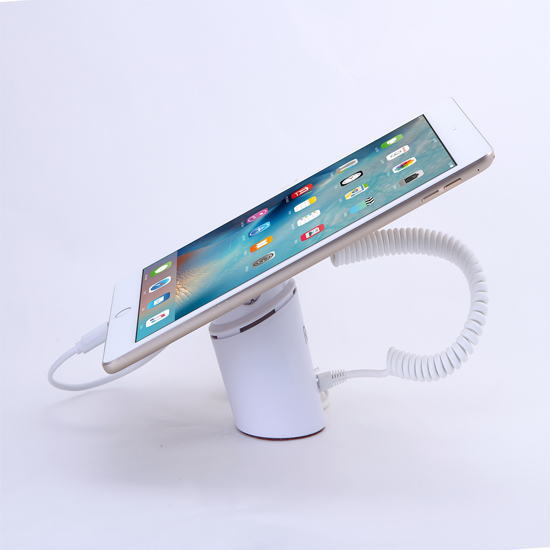 Standalone vertical display for tablets