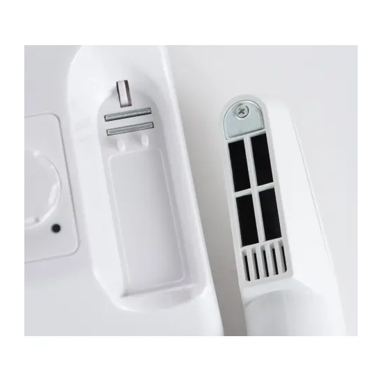 ZAK Hair and body dryer with shaver outlet