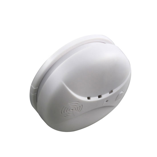 SMILE RF OS Wireless optical smoke detectro with siren